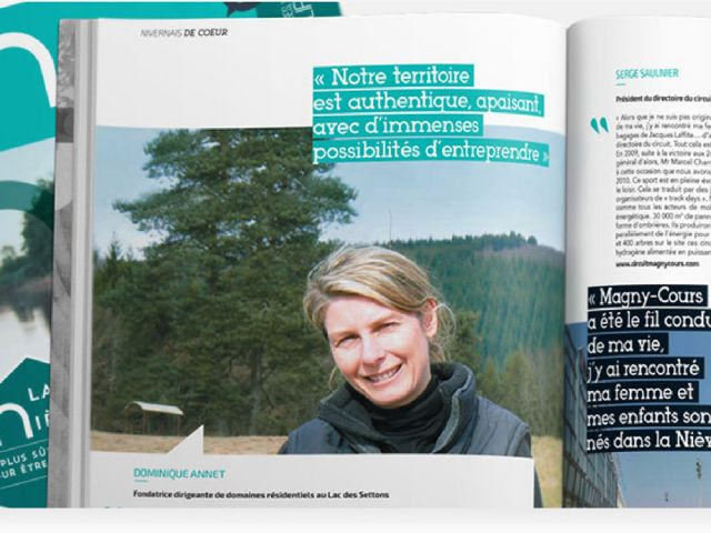 Actu Cabane Verte dans la presse - Magazine