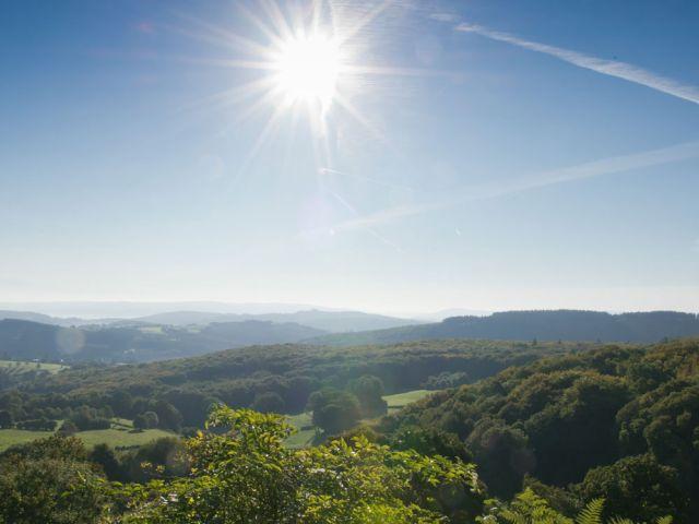 Actu Slow Tourisme : le vent en poupe - Paysage