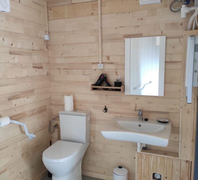 Studio PMR salle de bain