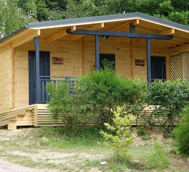 La Cabane Verte - Lodges